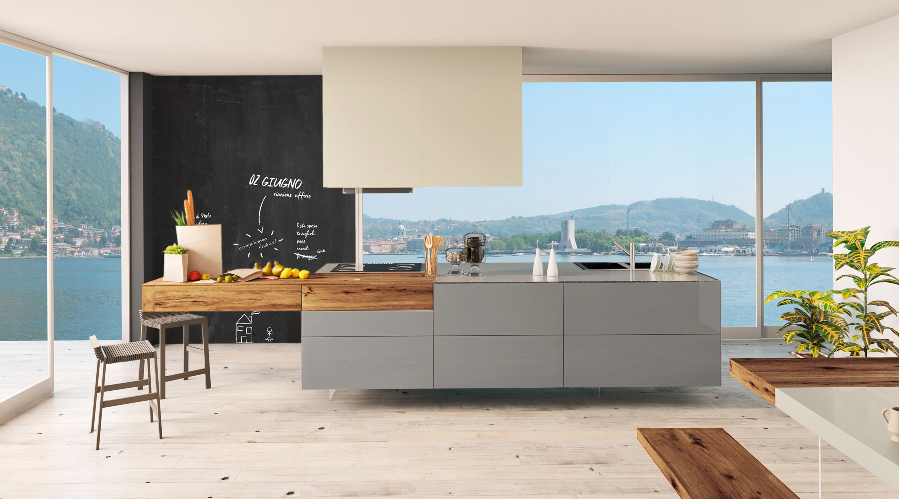 Cucine Mosciano Sant Angelo cucine moderne   mobil house mosciano